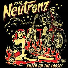 THE NEUTRONZ Killer on the Loose CD - rockabilly psychobilly - NEW