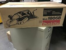 "***NIP*** MAKITA 1806B 6 3/4"" PLANER WITH FREE SHIPPING!"