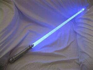 """30 Star Wars 23 LED Blue Light 28.5"""" Saber Sword-28"""" LED Saber Sword-Brand New!"""