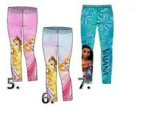 Disney Princess / Vaiana Kinder Leggings