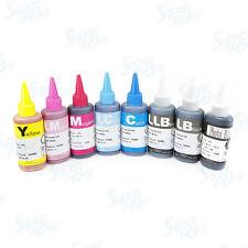Compatible Refill Ink Bottle Set alternative for Stylus R2880 R4880 CISS