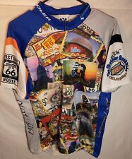 Voler Cycling Jersey XL Historic Mother Road Ride Route 66 25th Annual Bike MS