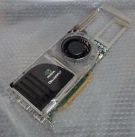 768MB Dell JP111 Nvidia Quadro Fx 4600 Pci-E x16 DDR3 Dual DVI Graphics Carte