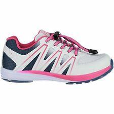 CMP Trainers Sport Shoes Kids Merak Fitness Shoe White Plain Colour Mesh