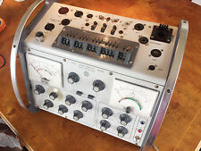 AVO VCM163 tube/valve tester, Calibrated. Excellent. YouTube video of the tester