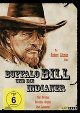 Buffalo Bill und die Indianer DVD Western mit Burt Lancaster, Paul Newman,
