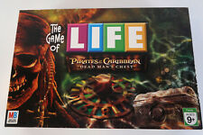 Pirates of the Caribbean Game of Life Board Game Dead Man's Chest 100% Complete