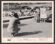 8x10 Photo~ Disney BON VOYAGE ~1962 ~Kevin Corcoran~Jane Wyman~Deborah Walley~CS