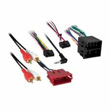 Axxess Auto Detect XSVI Interface Wiring Harness For 2012-Up Fiat 500 Vehicles