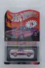 2014 Hot Wheels Red Line Club SELECTIONs Custom AMC AMX  Pale Pink