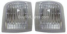 FLEETWOOD PACE ARROW VISION 1998 1999-2001 PAIR CORNER SIDE PARK LIGHTS LAMPS RV