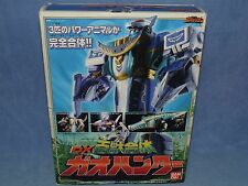 Power Rangers Wild Force DX Gao Hunter Predazord Megazord MINT IN BOX
