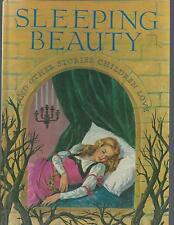 SLEEPING BEAUTY AND OTHER STORIES CHILDREN LOVE  EX++ 1966  Random House