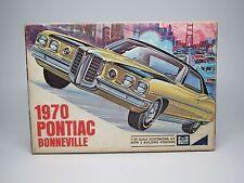 1970 Pontiac Bonneville  1/25 Scale MPC #970-200
