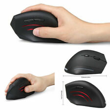 TeckNet 2.4g Nano Vertical Ergonomic Optical Mouse - 3 Adjustable DPI Levels 2