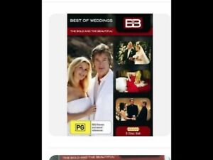 the bold and the beautiful dvd Best Of Weddings 5 Discs