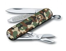0.6223.94 VICTORINOX SWISS ARMY POCKET KNIFE Classic Camouflage SD 0622394