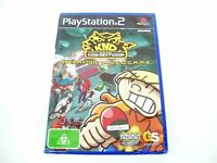 CODENAME KIDS NEXTDOOR OPERATION VIDEO PS2 GAME PLAYSTATION 2 SONY GS KND