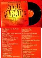LP Große & Aktuelle Starparade 1 (Polydor2371 001) D 1972