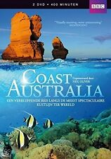 BBC : COAST AUSTRALIA (2 disc)   -  DVD - PAL Region 2 - New