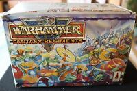 Games Workshop Citadel PBS3 Warhammer Fantasy Regiments Boxed Army Fantasy OOP