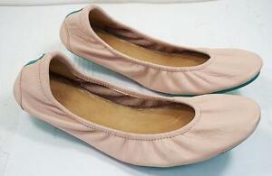 Tieks Womens 9 M BALLERINA PINK Leather Ballet Flats