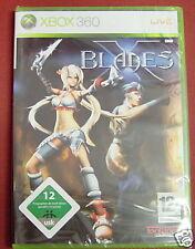 X-blades Xbox 360 ZUXXEZ Entertainment
