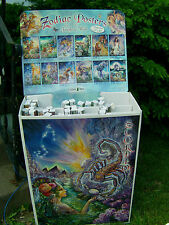 """Zodiac Posters By Josephine Wall 22""""x30"""" 2 zodiacs available NEW Cancer & Aries"""
