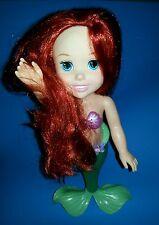"Disney Princess The Little Mermaid ARIEL 14"" Tollytots Talking Doll Stands"