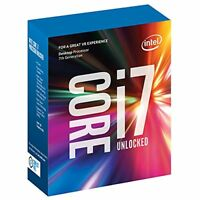 Intel Core i7-7700K Kaby Lake Quad-Core 4.2 GHz LGA 1151 91W BX80677I77700K