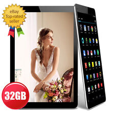 "10.1"" Inch Android 5.1 Wifi Quad Core Dual Camera Tablet PC HDMI Keyboard 32GB"