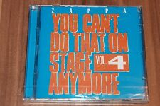 Zappa - You Can't Do That On Stage Anymore Vol.4 (2012)(2xCD)(ZR 3882)(Neu+OVP)