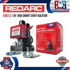 Redarc SBI12 Dual Battery Isolator Solenoid 4WD Caravan AGM SLA Deep Cycle 12V