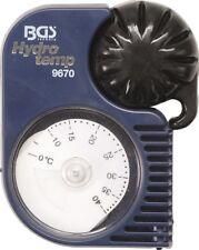 Frostschutzprüfer Hydrotemp Messbereich 0 bis -40°C Kühlerfrostschutz 9670 BGS