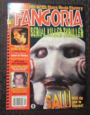 2004 FANGORIA Magazine #236 NM- Saw - Stephen King - Resident Evil