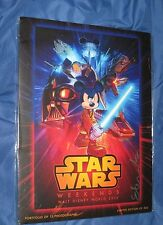 STAR WARS WEEKENDS 2015 Signed ~Portfolio of 15 Photographs LE 300 Official Pix