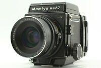 【NEAR MINT】 Mamiya RB67 PRO S + Sekor C 90mm f/3.8 & Motorized Film Back Japan