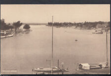 Suffolk Postcard - View of Oulton Broad     RS14941