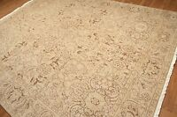 9' x 12' Persian Oriental Area rug Karastan look 100% New Zealand wool 9x12