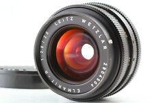 【 EXC+++++ 】 LEICA LEITZ ELMARIT-R WETZLAR 28mm f/2.8 Lens 3 Cam from Japan #888