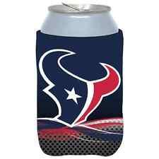 Houston Texans 2015 Hunter Mfg Nfl 12oz Can Coolie Free Ship