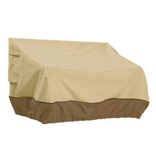 Patio Cover, Outdoor Furniture Porch Sofa Waterproof Dust Proof Loveseat