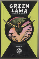 Green Lama Archives Volume One HC Mac Raboy Art Dark Horse
