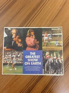 August 1970 Philips Vintage Sales Catalogue