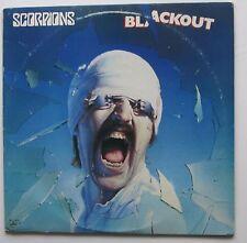 Mercury, Records. USA Press. Scorrions, Blackout