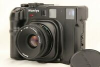 【NEAR MINT-】 MAMIYA New 6 Six Medium Format + G 75mm f/3.5 L Lens from JAPAN