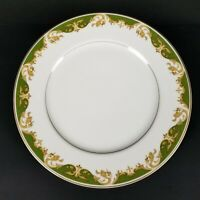 Lot of 8 Fine China of Japan Style House Kimberly Pattern Dinner Plates 10""