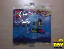 RETIRED - LEGO 30205 POLYBAG FRIENDS POP STAR RED CARPET (2015) - NEW