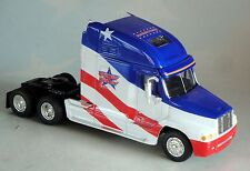 GRIP RED WHITE BLUE FREIGHTLINER SLEEPER CAB ONLY 1/64 DIECAST 20149