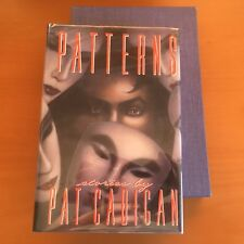 Signed limited First Edition of Patterns by Pat Cadigan ,Illustrated Fine copy